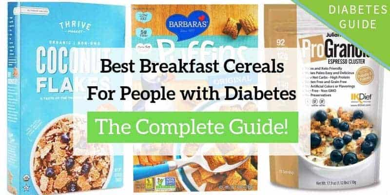 Best Cereal Brands for Diabetes